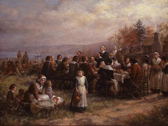 感恩节是哪个国家的节日,感恩节真相:无关忘恩负义的美利坚民族进化代价