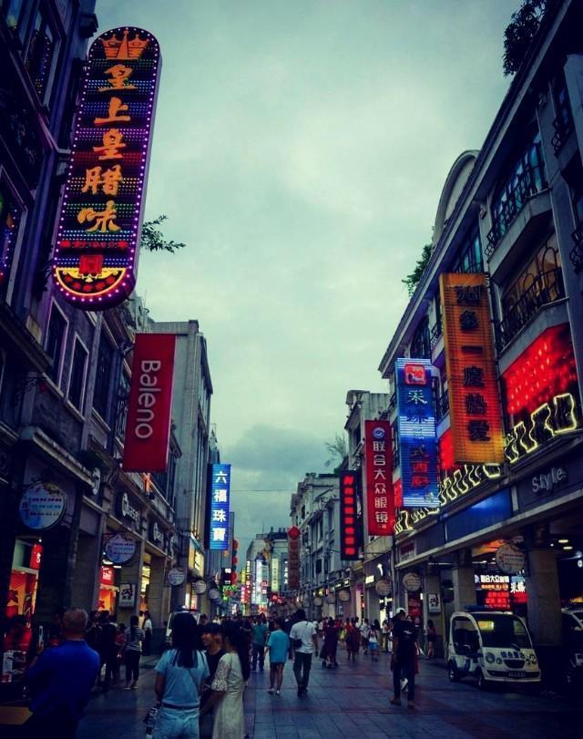 广州美食街,广州十大美食街