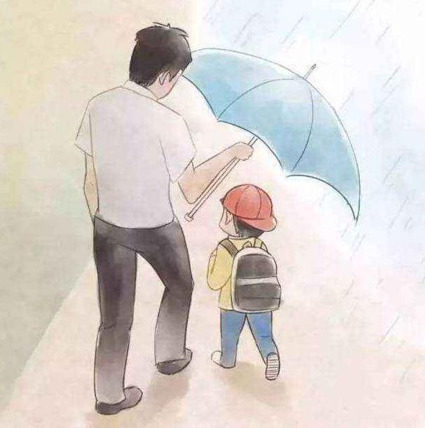 赞美父亲的句子,父爱是什么?父爱是任我翱翔的天空,父爱是冬天里温暖的太阳
