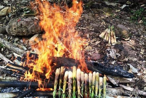 新鲜竹笋的家常做法,新鲜竹笋的最新吃法,你吃过吗?