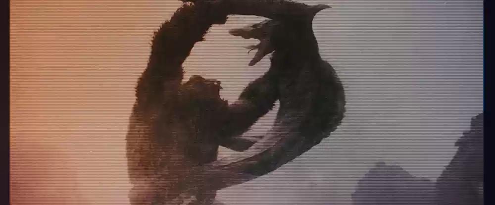 哥斯拉大战金刚 喜欢怪兽影片的观众绝对不能错过!
