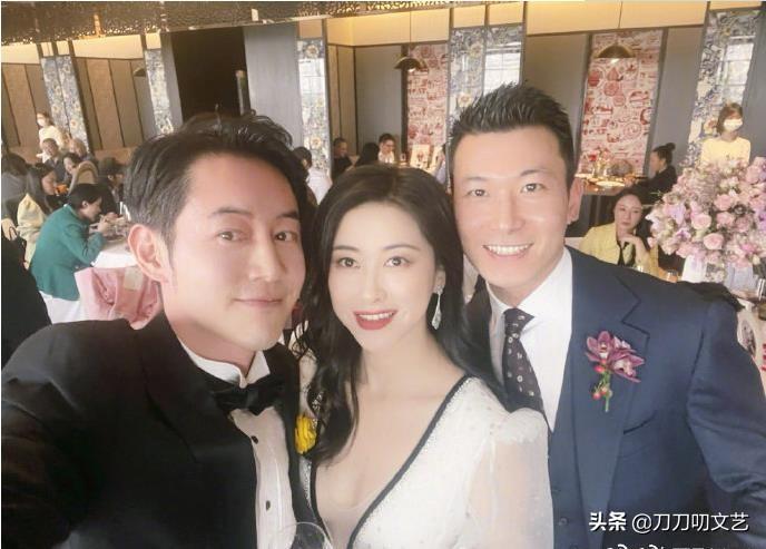 女星朱珠低调结婚!圈外老公身份被扒 名校毕业经营男装生意