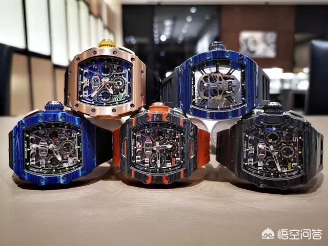 理查德米勒手表为什么这么贵?