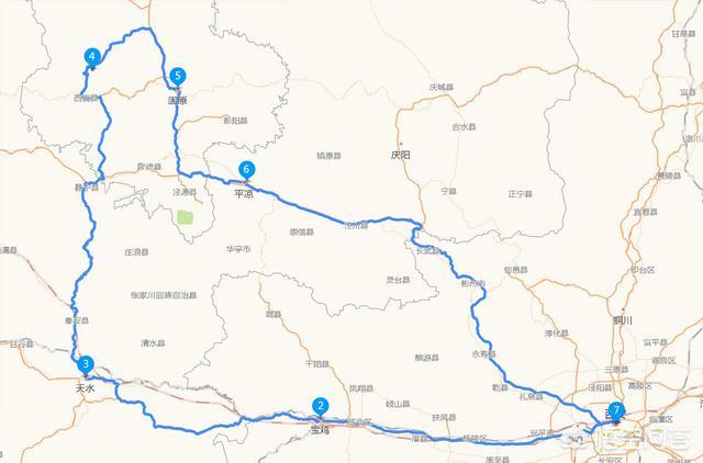 请问西安到武当山有多少公里?插图2