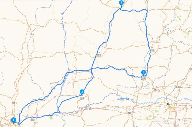 请问西安到武当山有多少公里?插图3