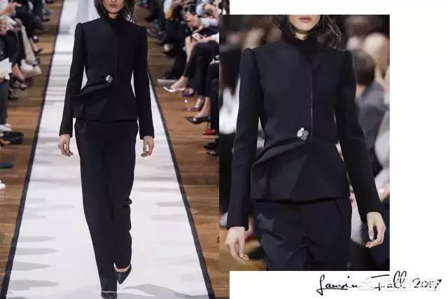 穿日常的衣服可以搭配胸针吗,怎么能起到画龙点睛的效果?