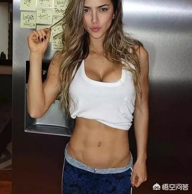 男女羞羞动态图大全,有女生锻炼、增肌的动图分享吗?