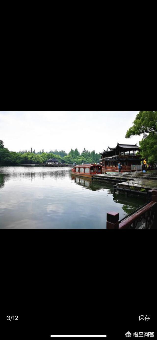 在杭州旅游三天,怎么玩更合理?