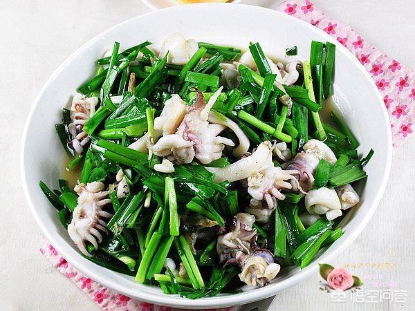 韭菜炒干豆腐,怎么做才好吃?(素菜)?