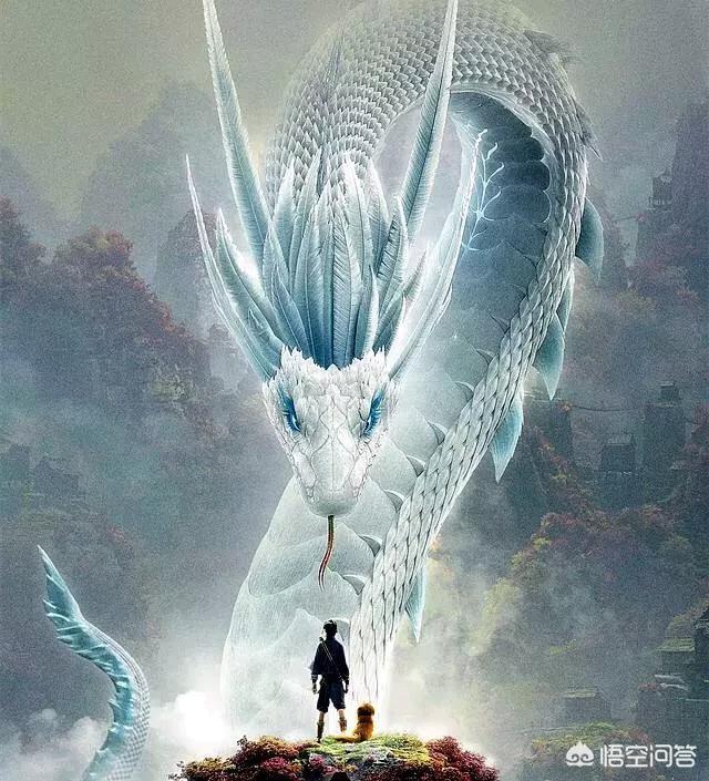 白蛇缘起壁纸,《白蛇:缘起》究竟哪里值得看?