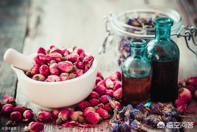 玫瑰花、桂圆、红枣能一起泡茶喝吗?
