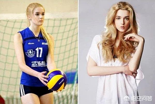 俄罗斯裸体美女,世界女排有哪些高颜值的女神?