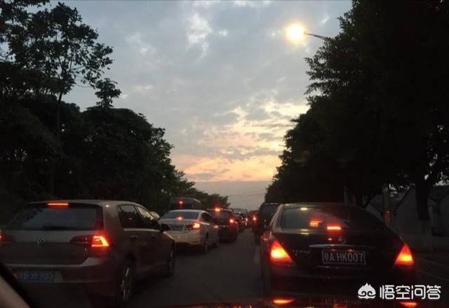 2020十一广州回湖南什么时候不堵车?