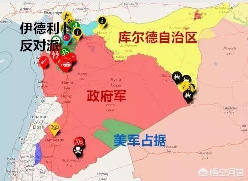 为什么感觉最近叙利亚内战的新闻少了呢?