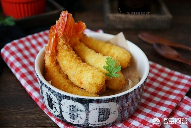 大虾怎么吃才是不浪费食材?