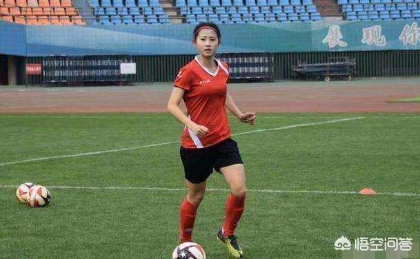如何评价中国女足队员熊熙图2