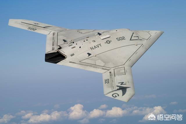 诺斯罗普,x47b验收后战斗力有多恐怖?