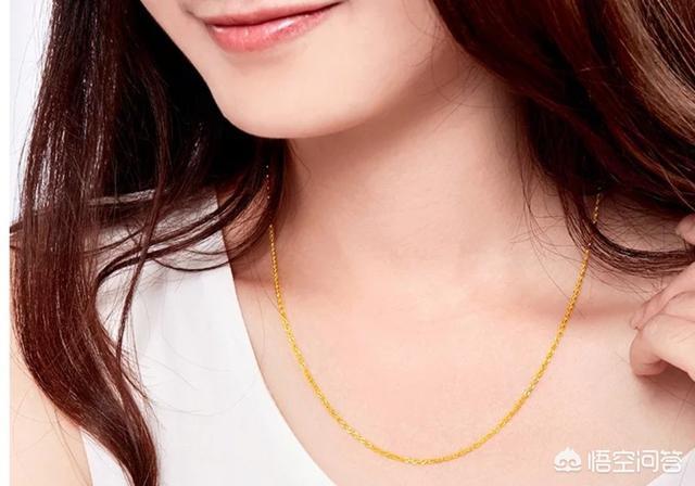 送女朋友礼物黄金项链,送老婆黄金礼物除了项链戒指外还能送什么?