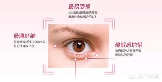 如何使用眼霜保养眼部?