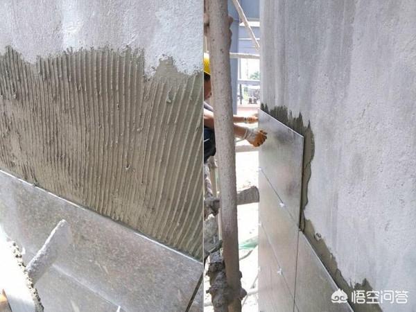家里装修,如何用最简单的方法拆下在墙上的大理石?