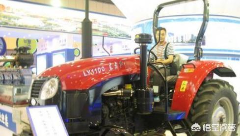 东方红拖拉机1100多少钱?(图2)