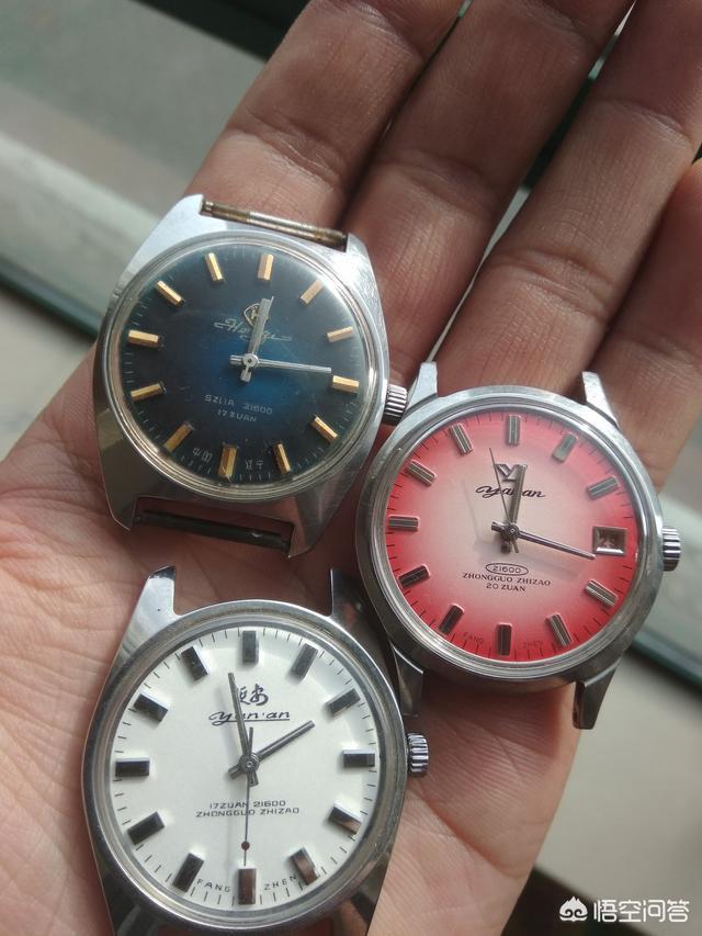 国产手表第一梯队品牌有哪些?求推荐?