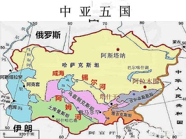 印度和哈萨克斯坦国土面积相当,人口数量为何