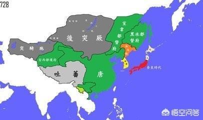 历史上的唐朝和清朝哪个朝代的历史贡献大一些,哪个朝代比较繁荣昌盛?(图1)