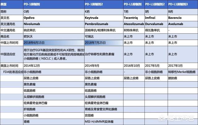 pd-1治疗肺癌剂量 PD-1单抗抑制剂在治疗肺癌方面