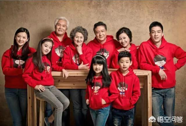 幸福图片,如何拍出幸福满满的全家福?