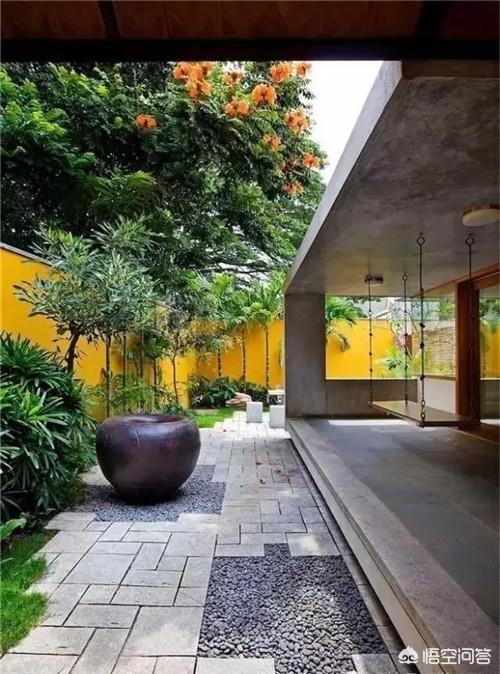 如何铺设出别具一格的庭院风格?