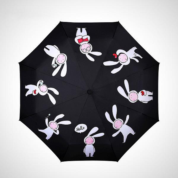 骑自行车能否撑雨伞?~~?
