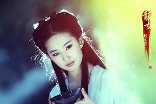 王祖贤倩女幽魂乳头照,你们心中的十大女神是谁?