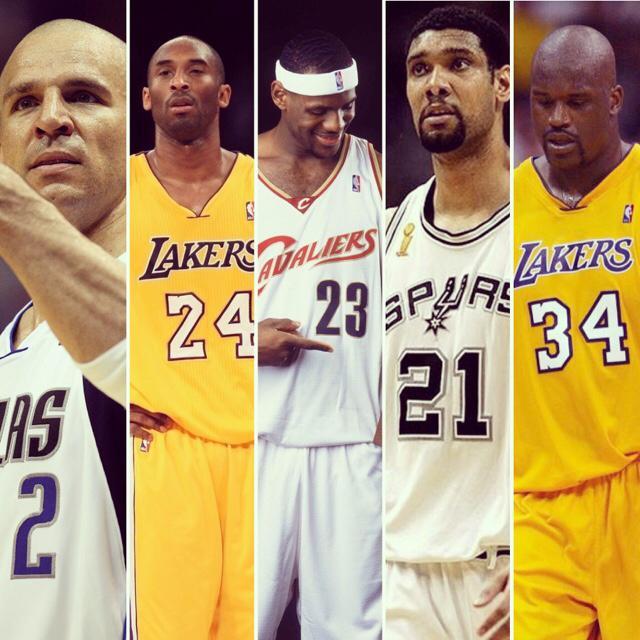 近二十年,NBA五个位置最强球员都是谁?现在的NBA有哪一场球是双方观众对裁判判罚都满意的?