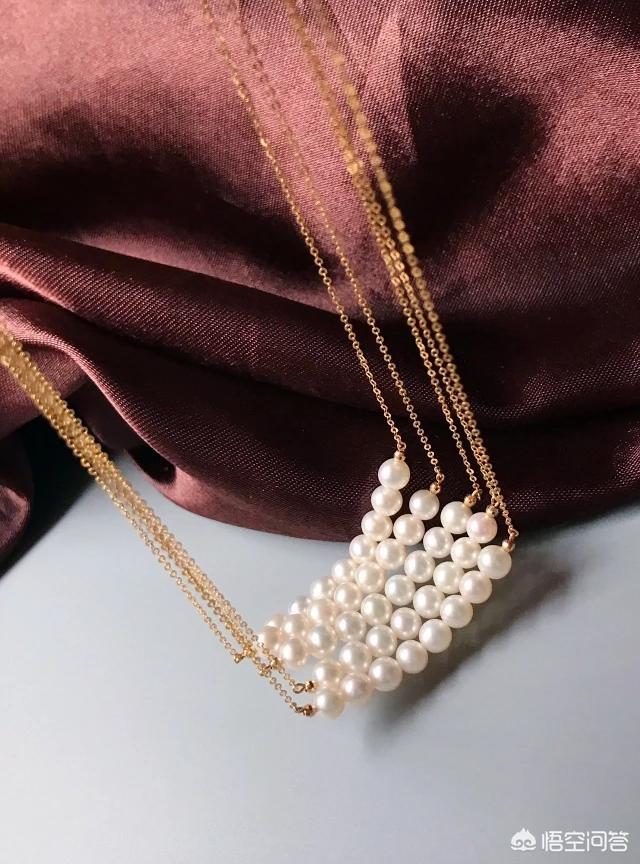 海水珍珠和淡水珍珠哪个贵、淡水珍珠和海水珠区别、淡水珍珠是真的珍珠吗插图6