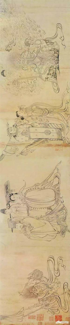 吴道子的绘画,是否在世界艺术上都可以有一席之地?