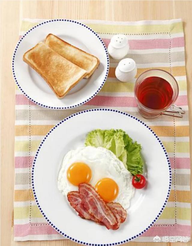 营养早餐食谱一周搭配,一周简单又不失营养的菜谱?