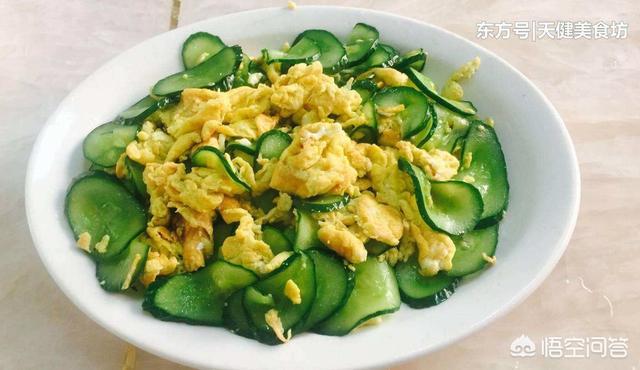 黄瓜都有哪些好吃的做法?
