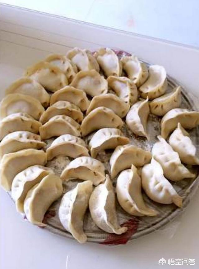 韭菜肉饺子葱头馅的做法?
