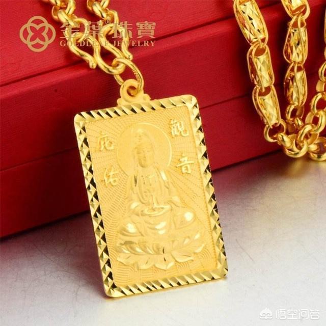 黄金项链男士款式,什么款式的黄金项链适合男生戴?