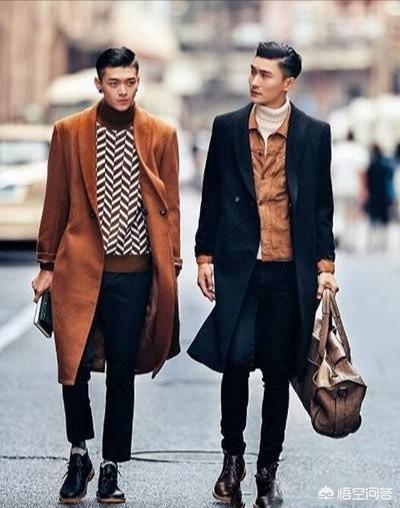 体型偏瘦的男生都适合穿什么衣服?