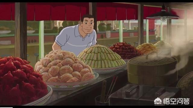 宫崎骏的动漫中有哪些美食是你的菜?