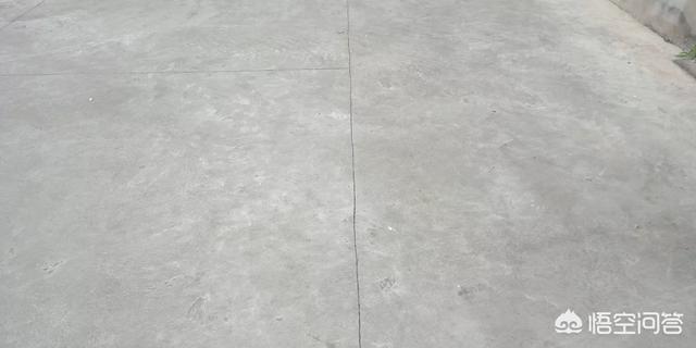 水泥地面怎样才能做到开裂的比较少?