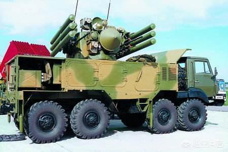 """俄罗斯研发的军用铠甲 俄军""""铠甲""""系统升级,"""