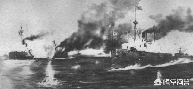 北洋海军的覆灭是因为工资给得太高了吗?