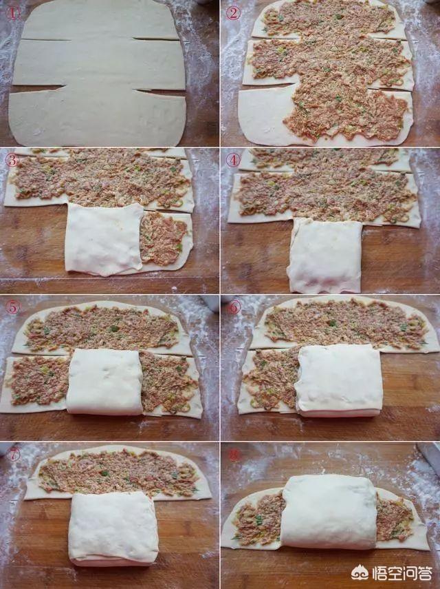 酥脆肉饼怎样配比水和盐?(炸肉饼的做法和配方)
