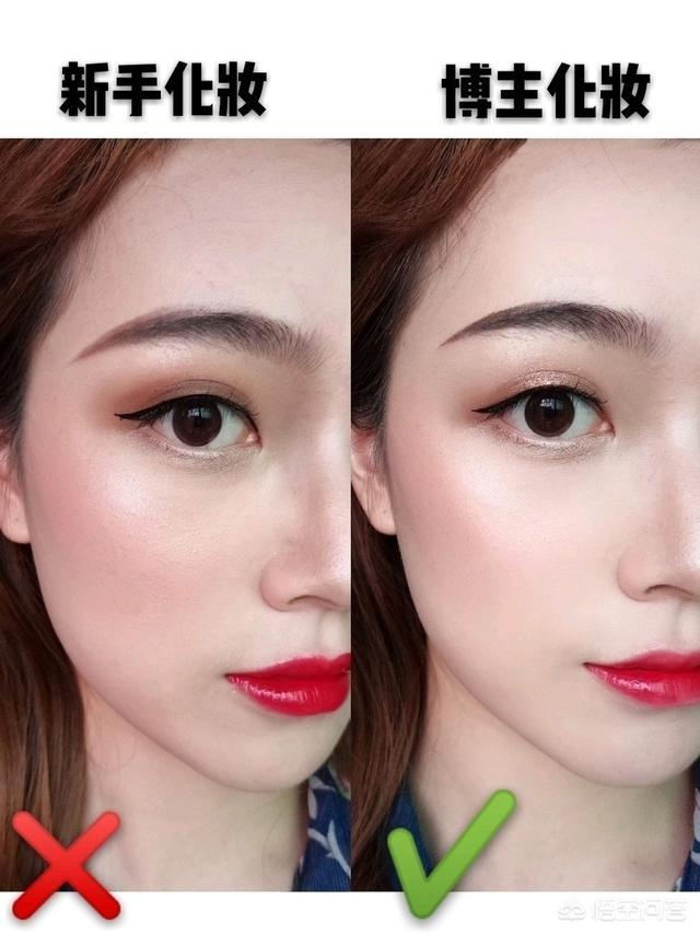 现在很多女孩都很会化妆,在哪儿学的,怎么学呢?