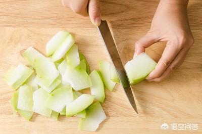 为什么有的冬瓜炒熟了吃起来会有酸味?