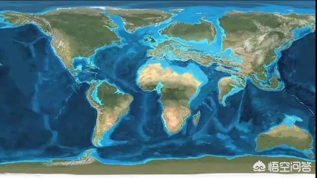恐龙灭绝后人类出现前的地球,曾经出现过哪些
