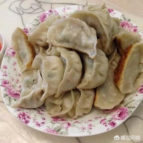 马蹄可以和什么一起包饺子?